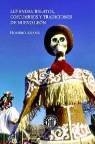 Libro de leyendas de Homero Adame