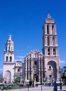 Catedral de Saltillo - Homero Adame